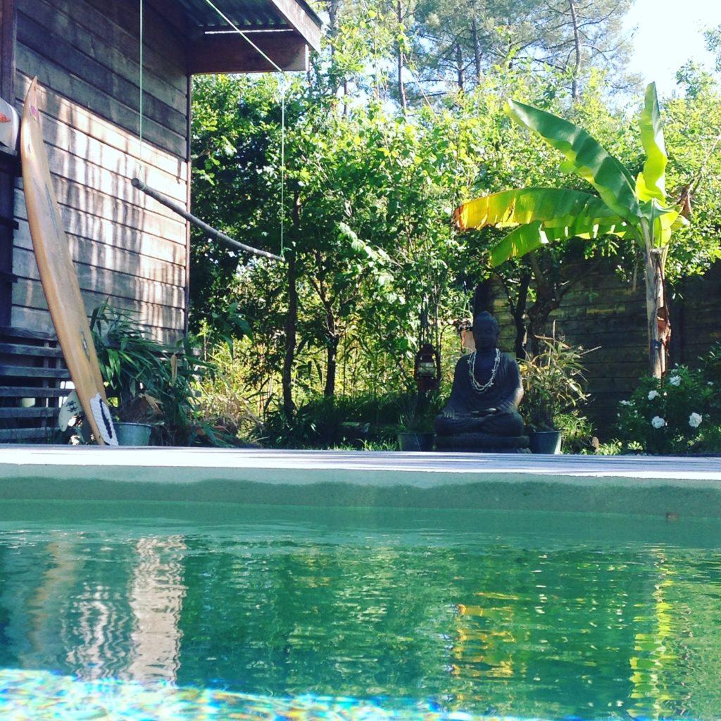location de vacances 8 personnes dans les Landes villa Karukéra Azur