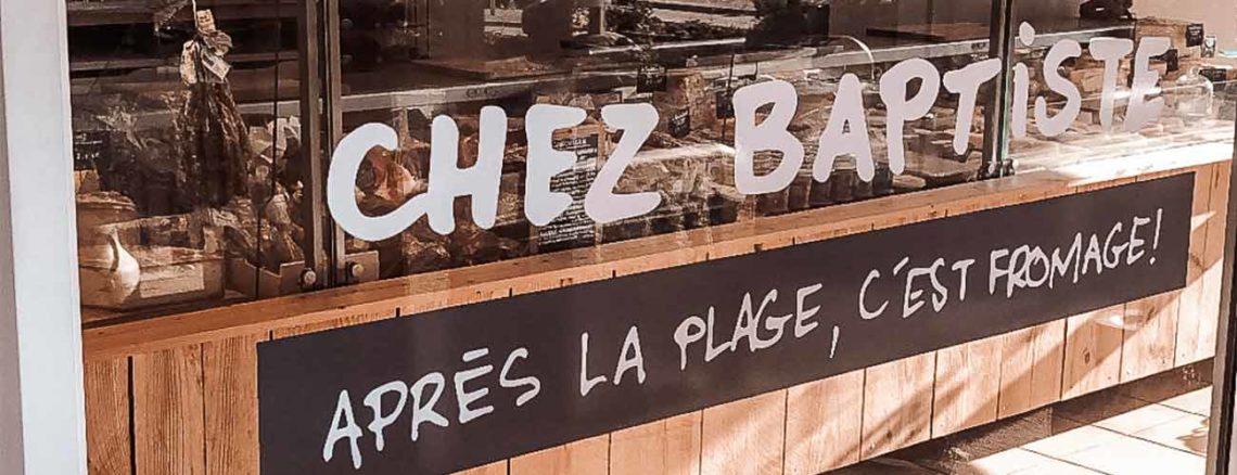 fromagerie à Hossegor